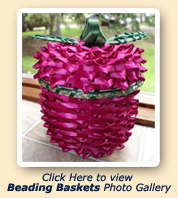 Beading Baskets Photo Gallery