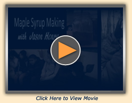 Maple Syrup Video